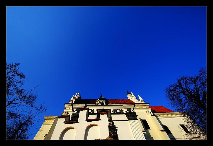 church - Kazimierz Dolny